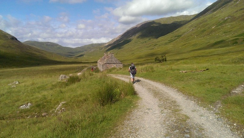 ailies adventures west highland way fort william